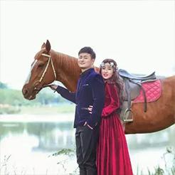 英伦马场婚纱照 Ⅳ
